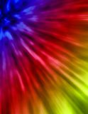 Cores do arco-íris Fotografia de Stock