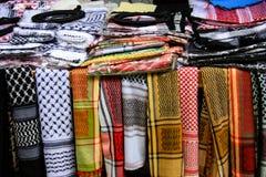 Cores do bazar da cidade velha do Jerusalém em Israel Imagem de Stock