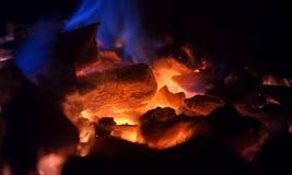 Cores do calor Foto de Stock Royalty Free