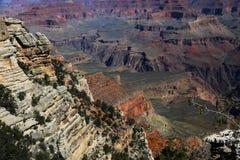 Cores do Grand Canyon Fotografia de Stock Royalty Free