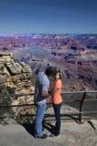 Cores do Grand Canyon Foto de Stock