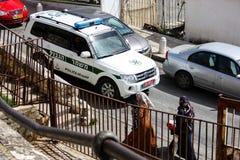 Cores do Jerusalém em Israel foto de stock royalty free