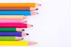 Cores do pastel Imagem de Stock Royalty Free