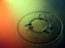 Cores e coleção 18 das tampas Fotografia de Stock