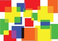 2 cores fazem 1 mais ilustração do vetor