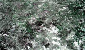 Cores macias brilhantes brancas cinzentas pretas, fundo de pintura borrado da aquarela, fundo abstrato da aquarela da pintura fotografia de stock royalty free