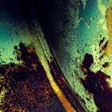Cores oxidadas Fotografia de Stock