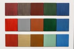 15 cores populares ilustração royalty free