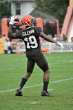Corey Coleman #19 Rookie WR Cleveland Browns Stock Images