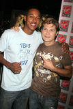 Corey Feldman,Wesley Jonathan Royalty Free Stock Photography