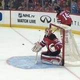 Corey Schneider, New Jersey Devils Image libre de droits