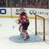 Corey Schneider, New Jersey Devils Foto de archivo