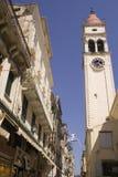 Corfù, Grecia Fotografia Stock Libera da Diritti