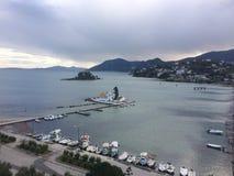 Corfú Grecia fotos de archivo libres de regalías