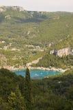 Corfú - Grecia Fotos de archivo libres de regalías