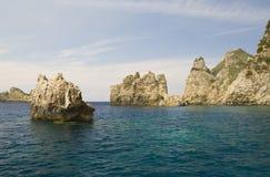 Corfú - Grecia Imagen de archivo libre de regalías