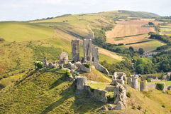 Corfe Castle Royalty Free Stock Image