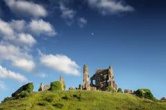 Corfe castle in dorset Stock Photography