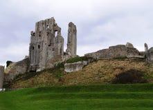 Corfe Castle, England Stock Image