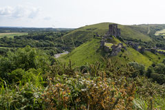 Corfe Castle Stock Photography