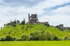 Corfe castle Stock Images