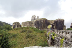 Corfe Castle Royalty Free Stock Images