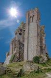 Corfe Castle Royalty Free Stock Image