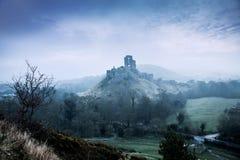 Corfe Castle Stock Photography