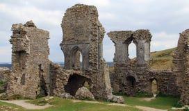 corfe grodowe ruiny Zdjęcie Stock
