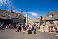 Corfe village, Dorset, UK. Stock Image