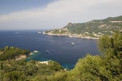 Corfou - la Grèce photo libre de droits