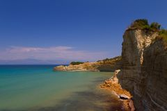 Corfu Stock Photography