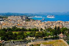 corfu Photo stock