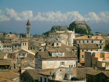 Corfu stock photo