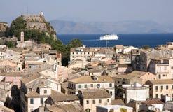 Corfu Imagem de Stock Royalty Free