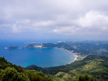 Corfu - Agios Georgios cape Stock Photo
