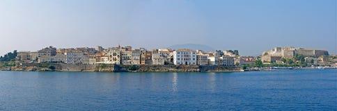 Corfu City Stock Photos