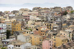 Corfu City, Greece Royalty Free Stock Photo