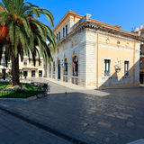Corfu City Hall Stock Photo