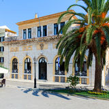 Corfu City Hall Royalty Free Stock Images