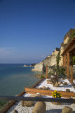 Corfu coast Royalty Free Stock Images