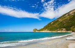 Corfu, Ermones Stock Photo