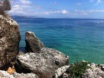 Corfu Royalty Free Stock Photography