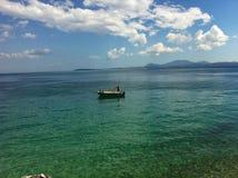 Corfu Stock Photo