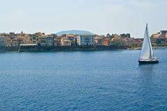 Corfu Greece Stock Photography