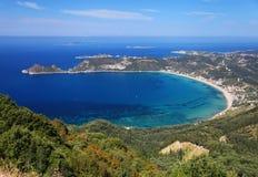 Corfu in Greece Stock Photo