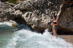 Corfu in Greece Stock Photography