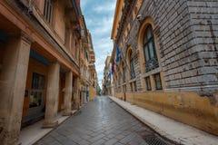 Corfu island, Greece Royalty Free Stock Image