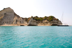 Corfu island, Greece Royalty Free Stock Photo