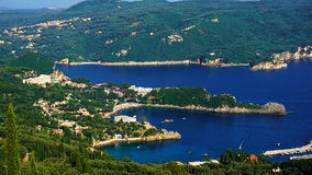 Corfu Island Royalty Free Stock Photo